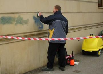 Usuwanie graffiti i ochrona przed